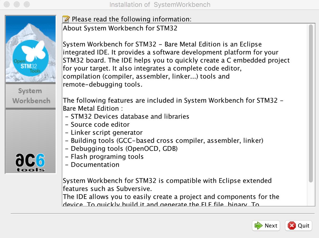 STM32f4Discoveryの開発環境を整える: onbmotorsのメモ